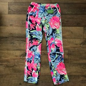 """Lilly Pulitzer 33"""" MADEIRA PANT NWT"""